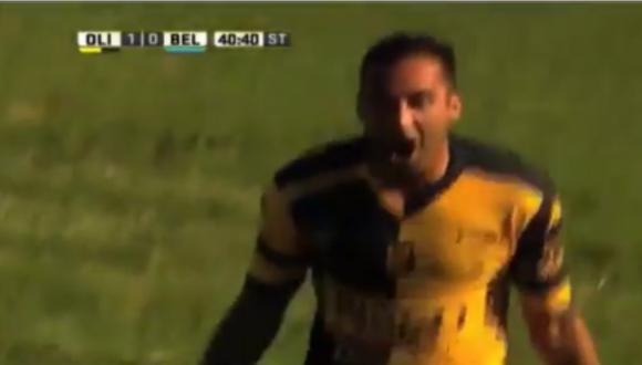 Alianza Lima: Pablo Míguez anotó en victoria de Olimpo [VIDEO]