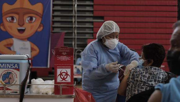 Conoce los centros de vacunación que estarán abiertos el 4, 5 y 7 de junio. Foto: Leandro Britto/@photo.gec