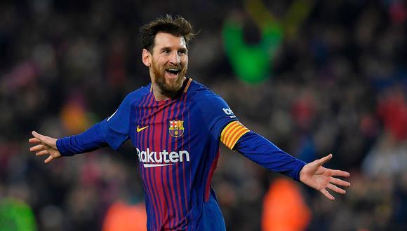 Lionel Messi rompió récord de jugar más partidos con Barcelona