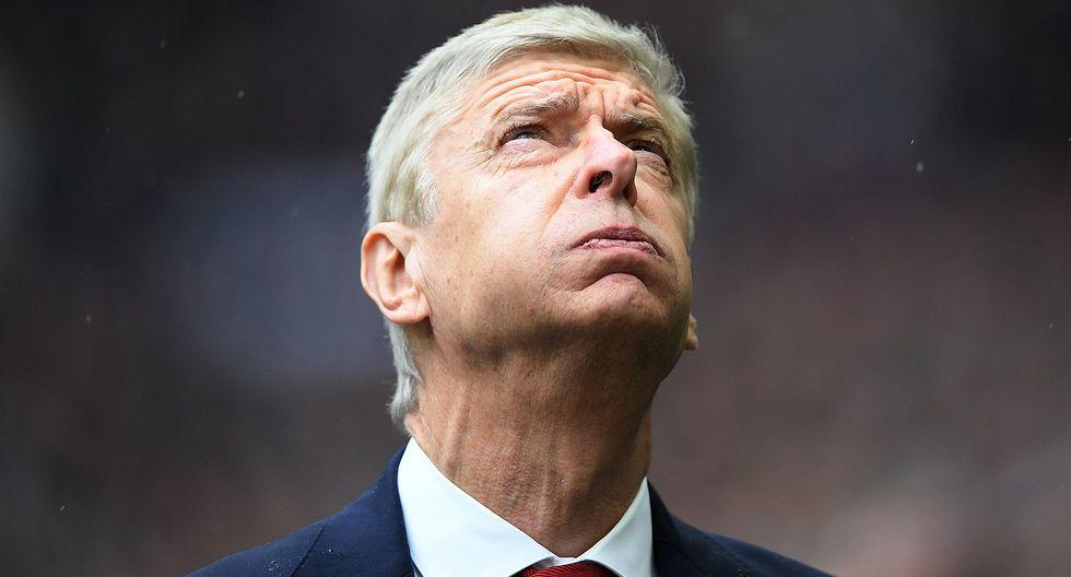 "Arsene Wenger se victimiza: ""Me discriminan porque soy viejo"""
