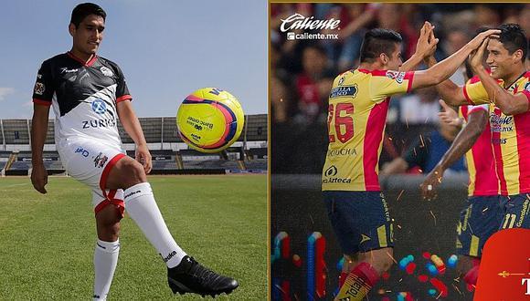 Pase de Sandoval y gol de Ávila: peruanos brillaron en triunfo del Monarcas [VIDEO]