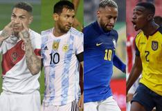 Tabla de posiciones EN VIVO, Eliminatorias 2022: Así quedó la tabla tras la derrota de Perú