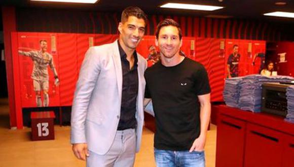 Messi y Suárez jugaron juntos en el cuadro azulgrana entre el 2014 y 2020. (Foto: FC Barcelona)