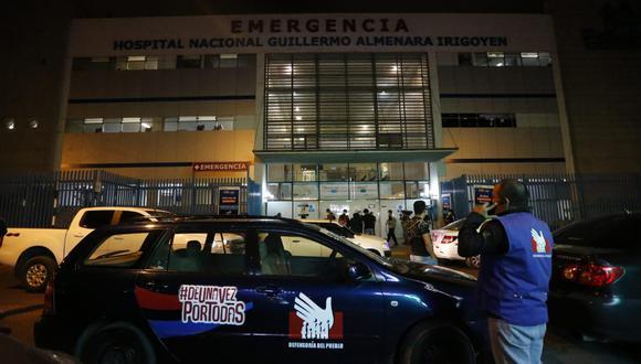 Las autoridades ya investigan los hechos ocurridos durante las marchas contra Manuel Merino. (GEC)