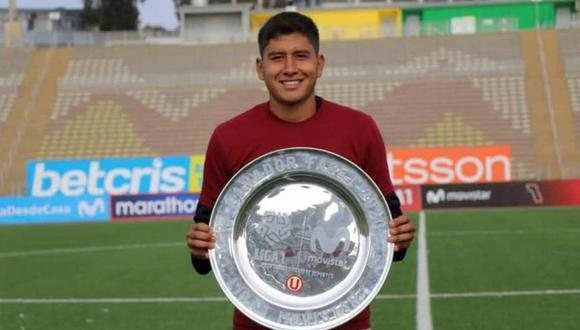 El futbolista había sido separado del club por 'faltas graves', sin embargo, el joven jugador ya presentó su descargo y confesó que este viernes no lo dejaron ingresar al club a entrenar.