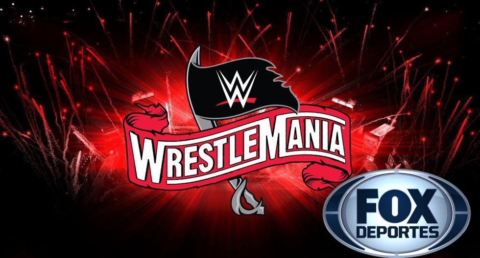 WrestleMania 36: Fox Sports trasmitirá por primera vez un PPV de WWE