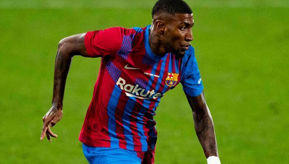 Emerson deja el Barcelona para jugar en Tottenham. (Foto: EFE)