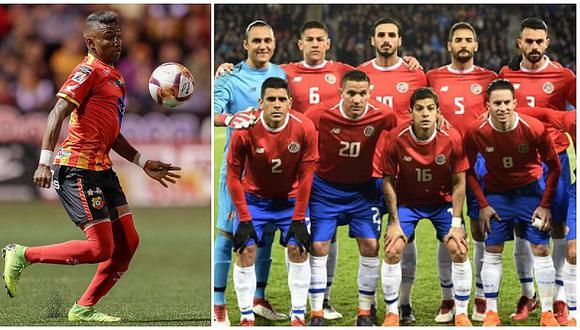 Perú vs. Costa Rica: Luis Díaz se pierde el duelo con la bicolor en el Monumental | FOTO