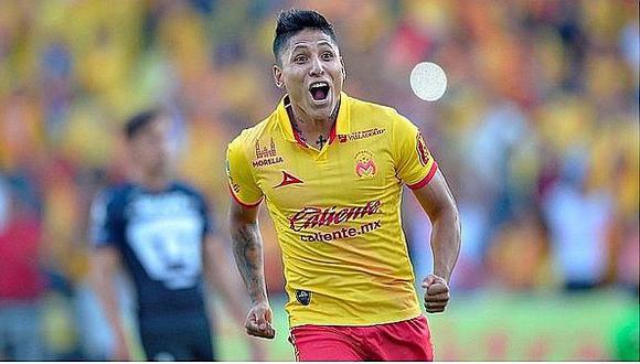 Selección peruana: Raúl Ruidíaz integra el once ideal de la Liga MX
