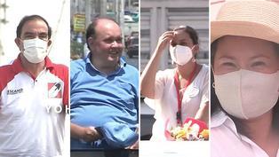 Elecciones 2021: Mira cómo aprecia la prensa internacional a los candidatos peruanos