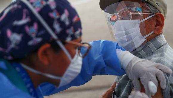 El proceso de vacunación contra el COVID-19 sigue avanzando en nuestro país. (Foto: GEC)