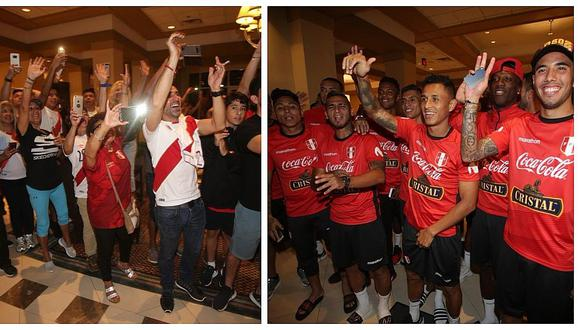 Perú vs Chile: Hinchada hace banderazo por Selección peruana (VIDEO)