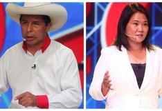 IPSOS, Encuesta Presidencial 2021: Pedro Castillo sigue liderando la intención de voto ante Keiko Fujimori