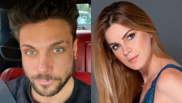 Nicola Porcella y Catherine Civiero son vinculados de manera sentimental. (Foto: @nicolaporcella12/@catherineciviero)