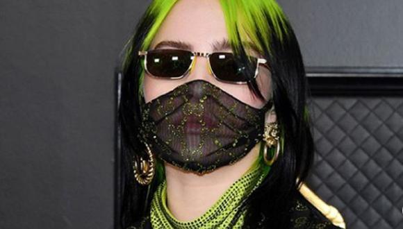 Billie Eilish llega a los Billboard Music Awards 2020 con 12 nominaciones (Foto: Billie Eilish / Instagram)