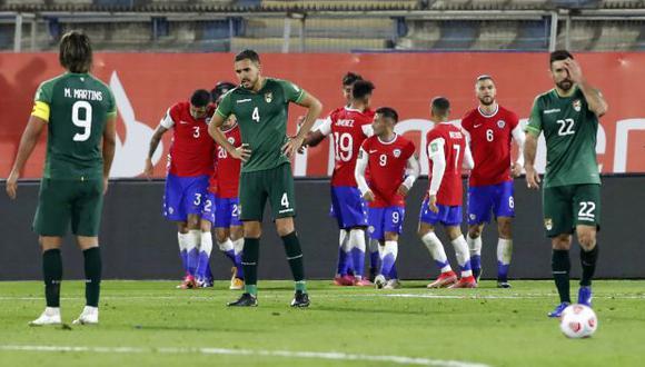 Chile vs. Bolivia EN VIVO ONLINE | sigue el partido por fecha 2 del Grupo A de la Copa América en el Estadio Arena Pantanal (Foto: AFP)