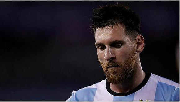 Lionel Messi y sus confrontaciones con árbitros