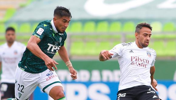 Colo Colo cae ante Santiago Wanderers por el Campeonato Nacional