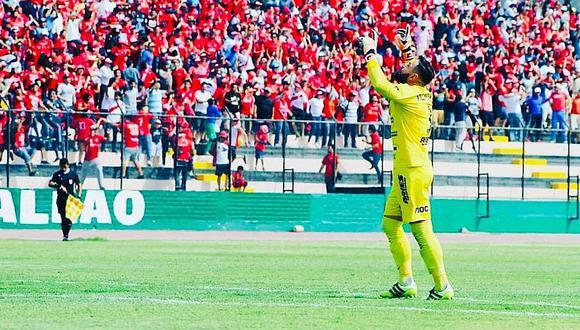 Fue elegido el mejor portero de la Segunda de Perú, pero todavía no tiene equipo