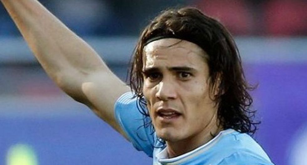 Copa América 2015: Cavani visitará a su padre después del partido con Chile