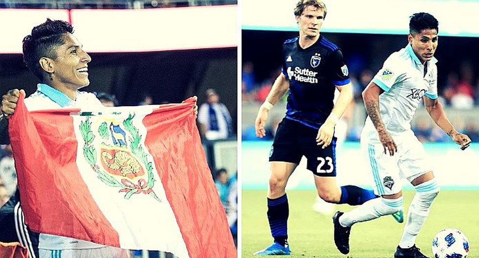 Revive el primer gol de Raúl Ruidíaz en la MLS [VIDEO]