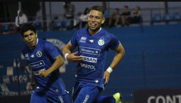 Desde el 2019, Nildo Viera juega en Sol de América de Paraguay (Foto:Difusión)