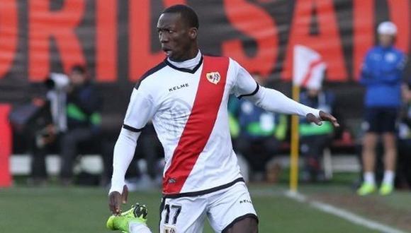 Luis Advíncula fue suplente ante Las Palmas e ingresó a los 72'. (Foto: AFP)