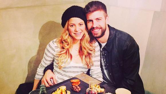 """Piqué elogia a Shakira por la forma en que inició su carrera: """"Es una rompedora"""". (Foto: @3gerardpique)"""