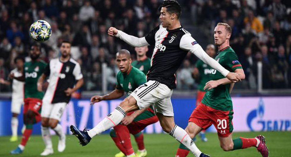 Juventus vs. Lokomotiv: chocan por la Champions League en Moscú. (Foto: AFP)