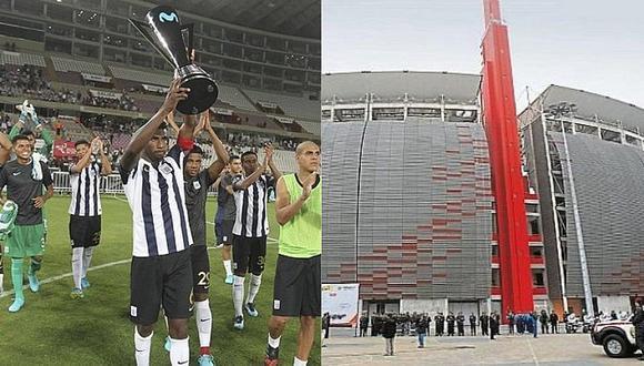 Alianza explica por qué prefiere jugar la Copa en el Nacional y no en Matute
