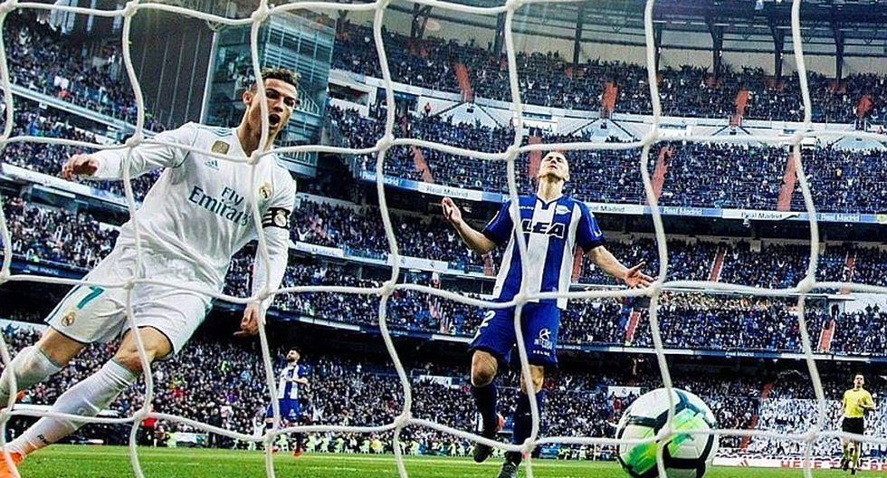 Real Madrid: Cristiano Ronaldo recibe elogios por su gesto con Karim Benzema