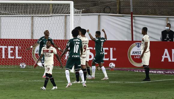 Palmeiras se llevó el triunfo del Monumental en los descuentos. | Fotos: Jesús Saucedo/@photo.gec