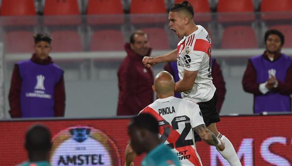 River Plate vs. Banfield por la primera fecha de la Copa de la Liga Profesional de Argentina.