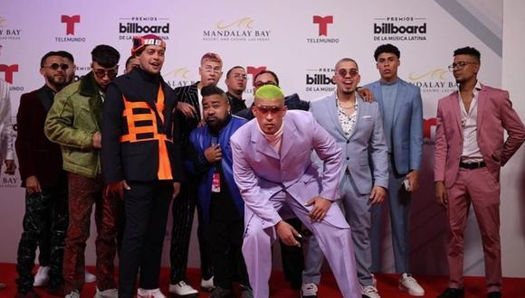 Los Latin Billboards 2020 podrían realizarse en octubre. (Foto: @latinbillboards)