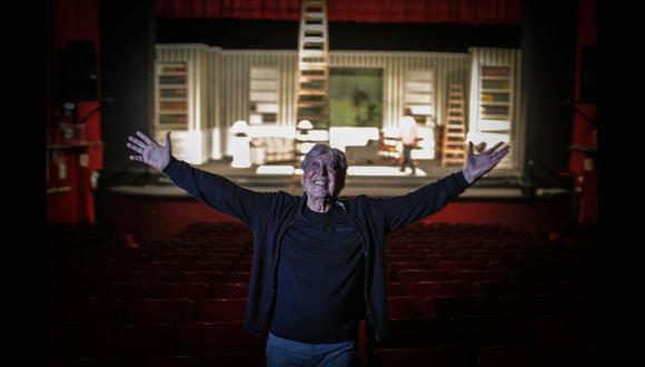 Osvaldo Cattone, ícono del teatro, falleció a los 88 años. (Foto: Archivo)