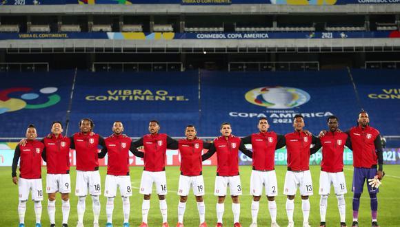La selección peruana disputará una nueva edición de la Copa América, esta vez en Brasil en medio de la pandemia del COVID 19. (Foto: FPF)