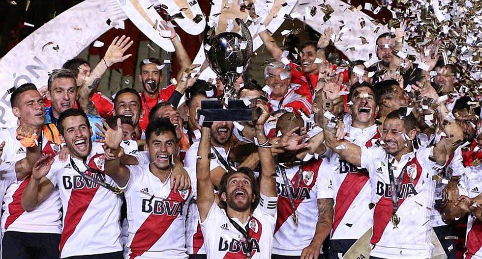 Tres futbolistas de River Plate son finalistas para ser el mejor de América