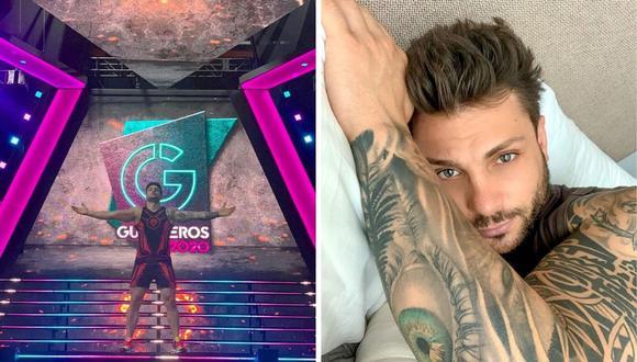 Nicola Porcella aseguró en redes sociales que tiene una nueva nacionalidad, la mexicana. (Instagram: @nicolaporcella12).