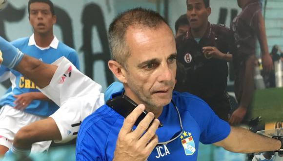 Julinho se retiró del fútbol peruano el 2013. (Foto: Sporting Cristal)