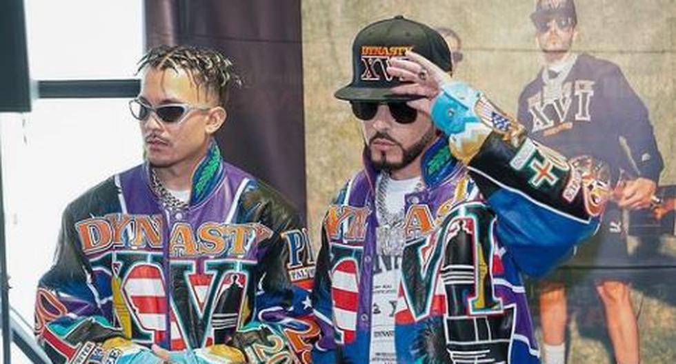 Yandel y Tainy lanzan video musical junto a Rauw Alejandro