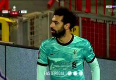 Manchester United vs. Liverpool: Mohamed Salah marcó el 1-0 del clásico en la FA Cup | VIDEO
