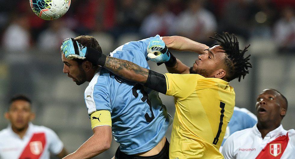 La selección peruana empató 1-1 ante Uruguay: Revive el minuto a minuto del amistoso desde el Estadio Nacional