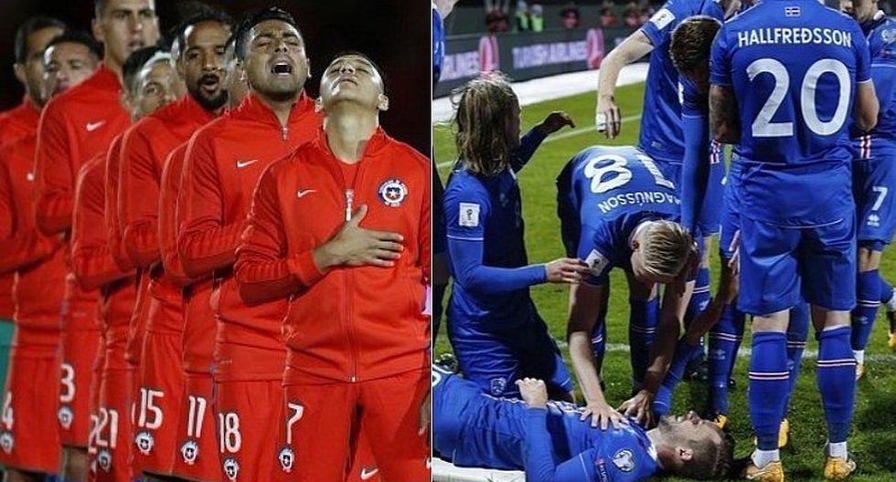 La selección de Chile y una inesperada chance de jugar en Rusia 2018