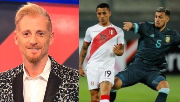 El periodista de Fox Sports 'desea' que la selección argentina juegue con elecciones europeas ya que en América no hay competencia