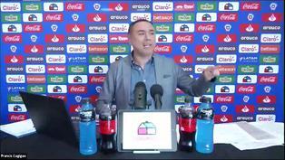 """La selección chilena buscará jugadores hasta """"debajo de las piedras"""" según Francis Cagigao"""