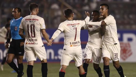 Universitario de Deportes vence a Ayacucho FC en el Monumental | Foto: Giuliuano Buiklece