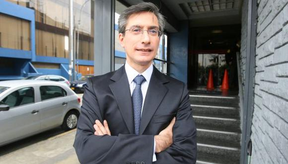 Federico Salazar tiene coronavirus. (Foto: GEC).