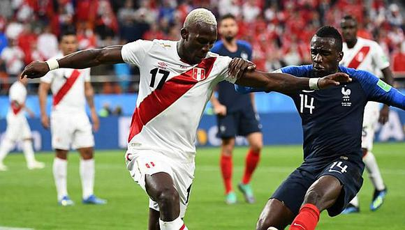 """Matuidi: """"La verdadera prueba fue contra el Perú"""""""
