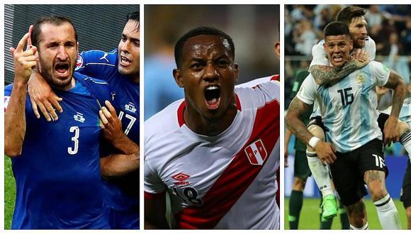 Las dos potencias mundiales que se pelean por jugar con Perú