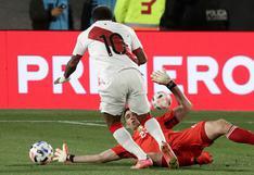 Jefferson Farfán ingresó al club de los 100 con la Selección Peruana